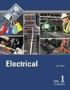 Electrical Level 1 Trainee Guide (Hardback) - NCCER - cover