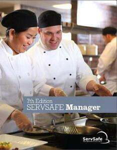 ServSafe ManagerBook with Answer Sheet - National Restaurant Association - cover
