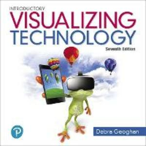 Visualizing Technology Introductory - Debra Geoghan - cover
