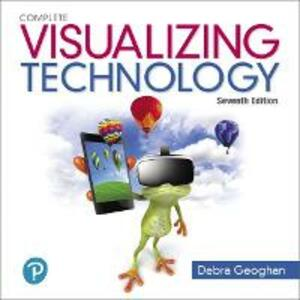Visualizing Technology Complete - Debra Geoghan - cover