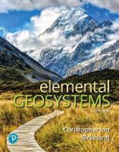 Elemental Geosystems - Robert W. Christopherson,Ginger Birkeland - cover