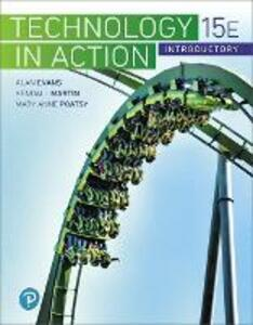Technology In Action Introductory - Alan Evans,Kendall Martin,Mary Anne Poatsy - cover