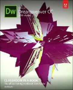 Adobe Dreamweaver CC Classroom in a Book (2018 release) - Jim Maivald - cover