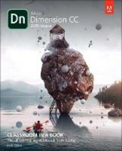 Adobe Dimension CC Classroom in a Book (2018 release) - Kevin Bomberry - cover