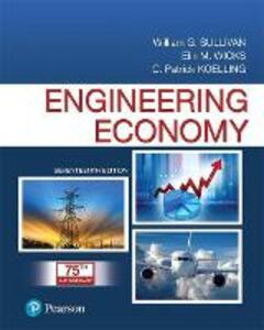 Engineering Economy - William G. Sullivan,Elin M. Wicks,C. Patrick Koelling - cover