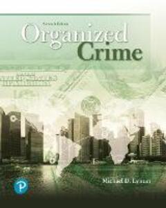 Organized Crime - Michael D. Lyman - cover