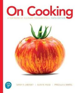 On Cooking Plus Mylab Culinary and Pearson Kitchen Manager with Pearson Etext -- Access Card Package - Sarah R. Labensky,Priscilla A Martel,Alan M Hause - cover