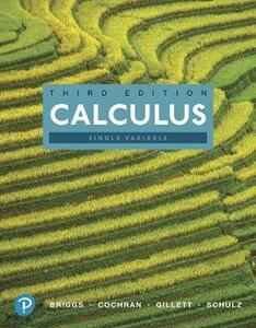 Calculus, Single Variable and Mylab Math with Pearson Etext -- Title-Specific Access Card Package - William L Briggs,Lyle Cochran,Bernard Gillett - cover