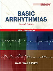 Basic Arrhythmias - Gail Walraven - cover