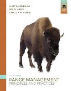 Range Management: Principles and Practices - Jerry L. Holechek,Rex D. Pieper,Carlton H. Herbel - cover