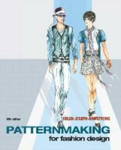 Patternmaking for Fashion Design - Helen Joseph Armstrong - cover