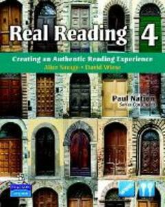 Real Reading 4: Creating an Authentic Reading Experience (mp3 files included) Jane Eyre and Oliver Twist - Alice Savage,David Wiese - cover