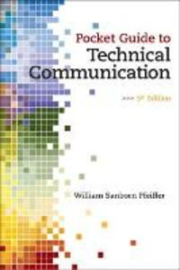 Pocket Guide to Technical Communication - William S. Pfeiffer - cover