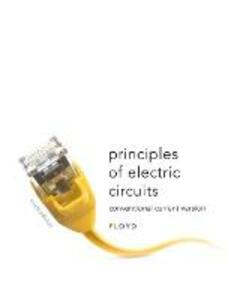 Principles of Electric Circuits: Conventional Current Version - Thomas L. Floyd - cover