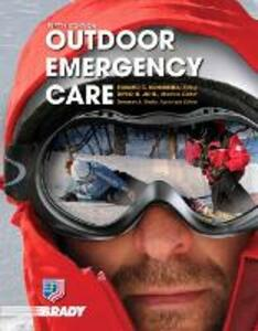 Outdoor Emergency Care - National Ski Patrol,Edward C. McNamara,David H. Johe - cover