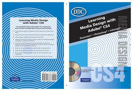 Learning Media Design with Adobe CS4 - Catherine Skintik - cover