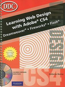 Learning Web Design with Adobe CS4 - Katherine Murray - cover