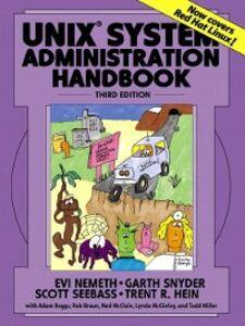 Foto Cover di UNIX® System Administration Handbook, Ebook inglese di AA.VV edito da Pearson Education