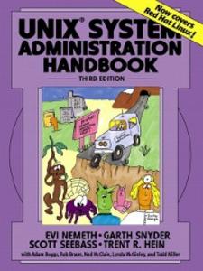 Ebook in inglese UNIX® System Administration Handbook Hein, Trent , Nemeth, Evi , Seebass, Scott , Snyder, Garth
