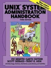 UNIX® System Administration Handbook