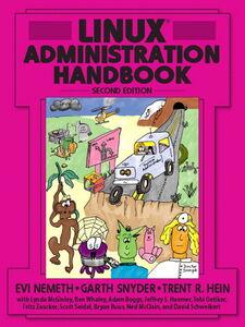 Foto Cover di Linux® Administration Handbook, Ebook inglese di AA.VV edito da Pearson Education
