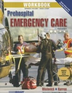 Workbook for Prehospital Emergency Care - Edward B. Kuvlesky,Craig N. Story - cover