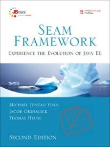Foto Cover di Seam Framework, Ebook inglese di AA.VV edito da Pearson Education