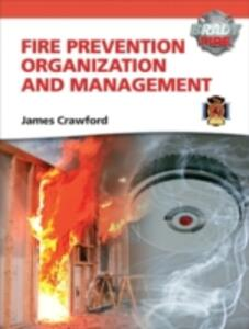 Fire Prevention Organization & Management with MyFireKit - James Crawford - cover