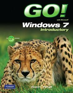 GO! with Windows 7 Introductory - Shelley Gaskin - cover
