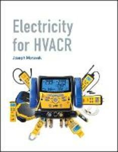Electricity for HVACR - Joseph Moravek - cover
