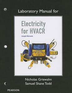 Lab Manual for Electricity for HVACR - Joseph Moravek - cover
