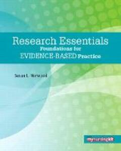 Research Essentials: Foundations for Evidence-Based Practice - Susan L. Norwood - cover