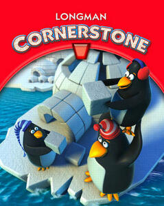 LONGMAN CORNERSTONE 1 - CHAMOT & CUMMINS - cover