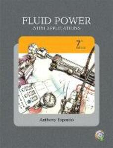 Fluid Power with Applications - Anthony Esposito - cover