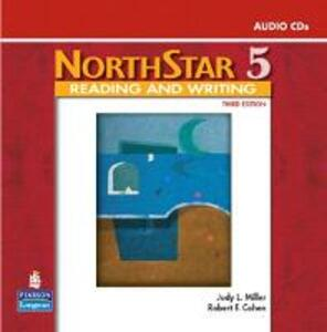 NorthStar, Reading and Writing 5, Audio CDs (2) - Robert Cohen,Judy Miller - cover