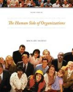Human Side of Organizations: United States Edition - Michael Drafke - cover