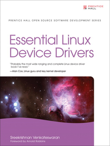 Ebook in inglese Essential Linux Device Drivers Venkateswaran, Sreekrishnan