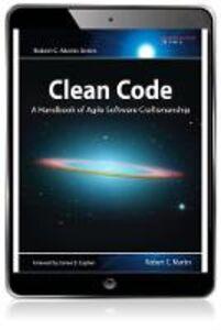 Foto Cover di Clean Code, Ebook inglese di Robert C. Martin, edito da Pearson Education