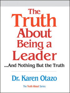 Ebook in inglese The Truth About Being a Leader Otazo, Karen