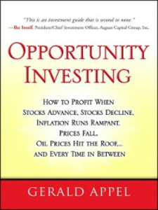 Ebook in inglese Opportunity Investing Appel, Gerald