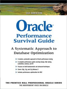 Ebook in inglese Oracle® Performance Survival Guide Harrison, Guy