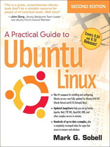 Foto Cover di A Practical Guide to Ubuntu Linux®, Ebook inglese di Mark G. Sobell, edito da Pearson Education