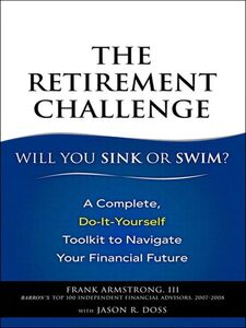 Ebook in inglese The Retirement Challenge Doss, Jason R. , III, Frank Armstrong
