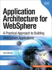 Application Architecture for WebSphere®