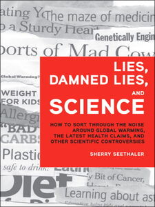 Ebook in inglese Lies, Damned Lies, and Science Seethaler, Sherry
