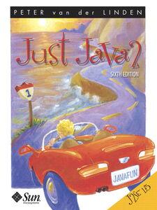 Foto Cover di Just Java 2, Ebook inglese di Peter van der Linden, edito da Pearson Education