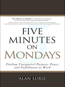 Foto Cover di Five Minutes on Mondays, Ebook inglese di Alan Lurie, edito da Pearson Education