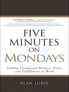 Ebook in inglese Five Minutes on Mondays Lurie, Alan