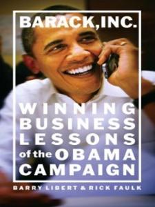 Ebook in inglese Barack, Inc Faulk, Rick , Libert, Barry