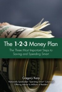 Foto Cover di 1-2-3 Money Plan, Ebook inglese di Gregory Karp, edito da Pearson Education